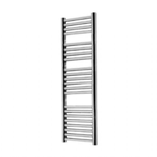 Abacus Elegance Linea Straight Towel Rail - 1120mm x 300mm - Polished Stainless Steel